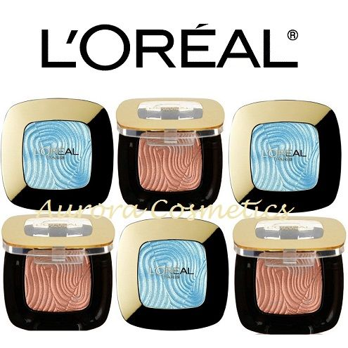 L'Oreal Color Riche Gel Infused Eye Shadow x 12