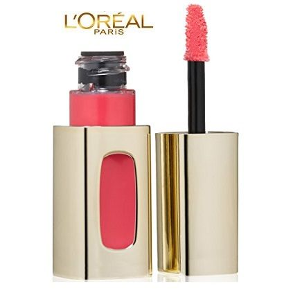 L'Oreal Liquid Lipstick Color Riche Extraordinaire 201 Rose Symphony x 12