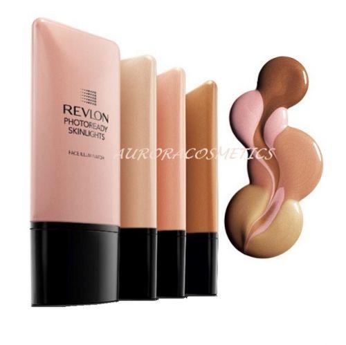 Revlon Photoready Skinlights Bronze Light Face Illuminator x 6