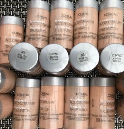 L'Oreal True Match Mineral Accord Parfait Foundation Testers N3 x 50
