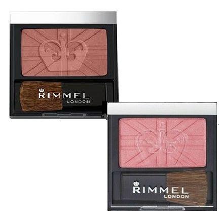 Rimmel Lasting Finish Soft Blush & Brush x 12