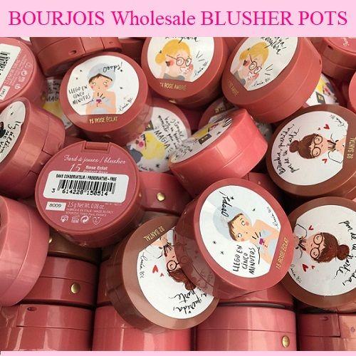 Bourjois Blusher Job Lots x 14 New Mix