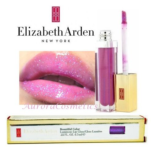 Elizabeth Arden Beautiful Color Luminous Lip Gloss x 6