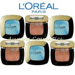 12 X L'Oreal Color Riche Gel Infused Eye Shadow