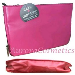 Hard Candy large Soft Touch Cosmetic Bag x 6