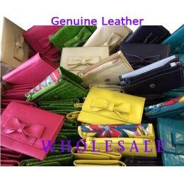 Leather Purses WholesaleAssorted coloursx 12
