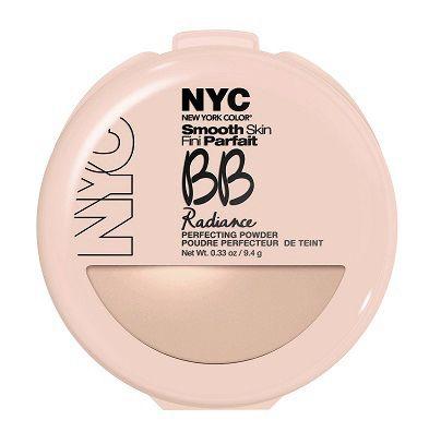 NYC BB Radiance Perfecting Powder X 12