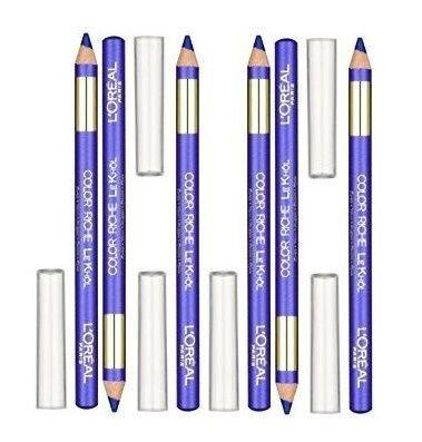 L'Oreal Colour Riche Le Khol Eyeliner Pencil x 12