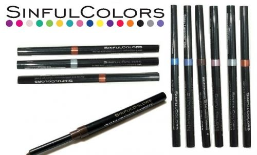 Sinful Colors Auto Eyeliners x 24