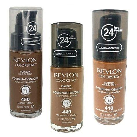 Revlon Colorstay Foundation 24H x 6