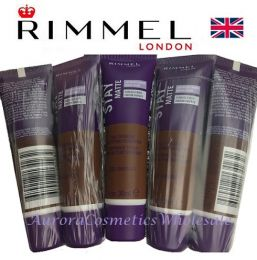 Wholesale Rimmel Stay Matte Mousse 603 Foundation x 6