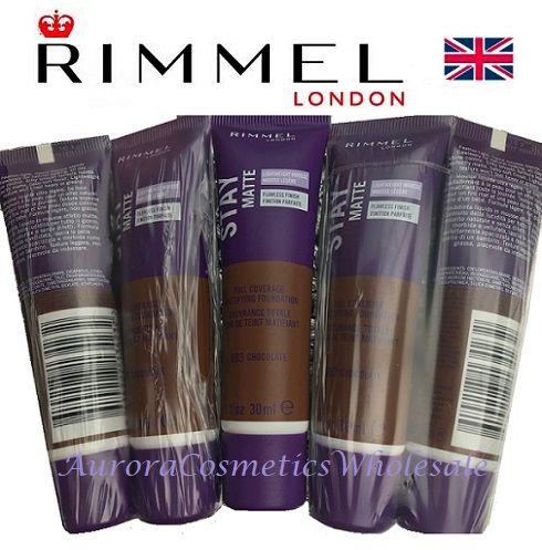 Wholesale Rimmel Stay Matte Mousse 603 Foundation x 6