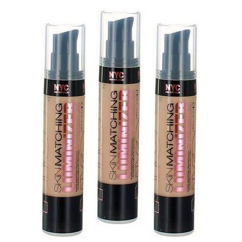 NYC Skin Matching Luminizer x12