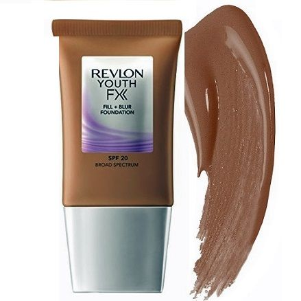 Revlon Youth FX Fill + Blur Foundation Cappuccino x 6