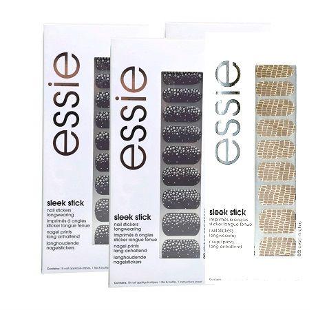 Essie Sleek Stick Nail Appliqués x 24