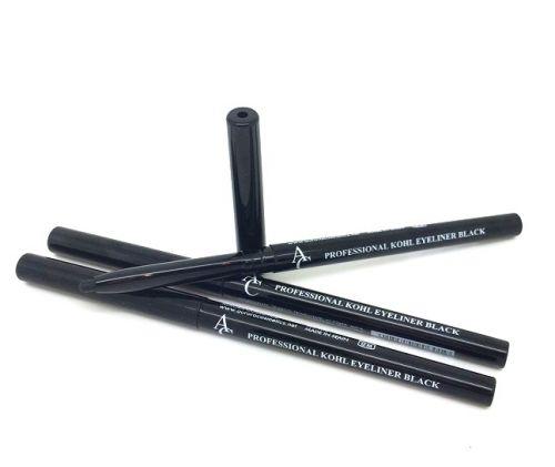 AC Professional Kohl Eyeliner Black x 12
