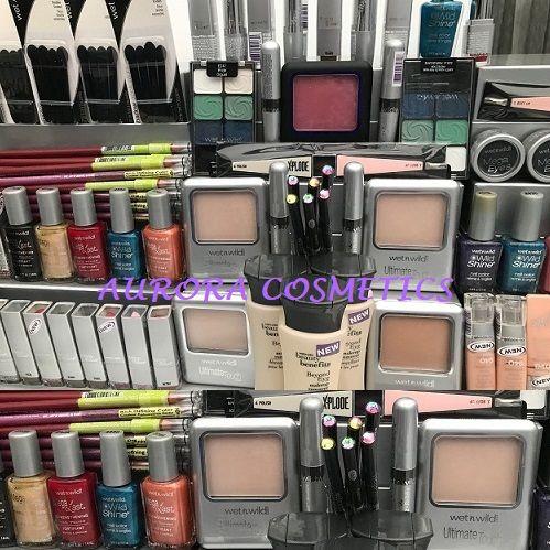Wet'n Wild Cosmetics Job Lots X 375 Units