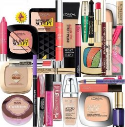 L'Oreal Cosmetics Wholesale 385 Units x 1