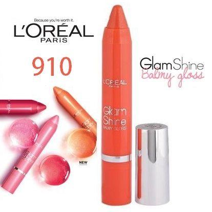 L'Oreal Glam Shine Balmy Lip Gloss X 20