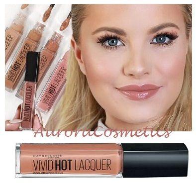 Maybelline Vivid Matte Liquid Lipstick Unreal x12
