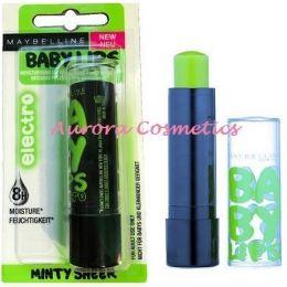 Maybelline Baby lips Minty Sheer Unisex x 6