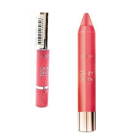 L'Oreal Glam Shine Balmy Lip Gloss Guava X 20