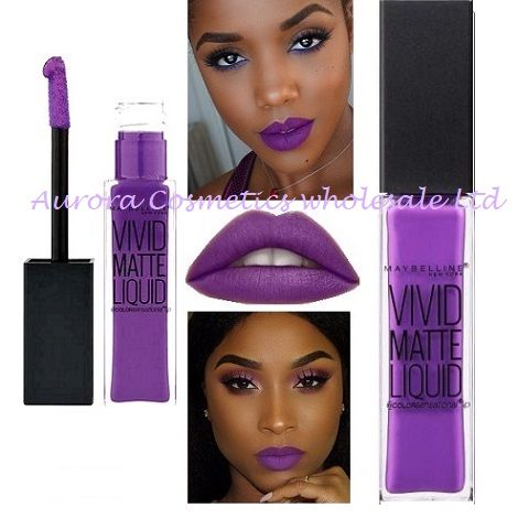 Maybelline Wholesale Vivid Matte Liquid x 12