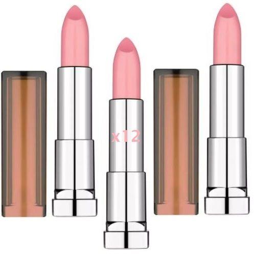 Maybelline Color Sensational Lipstick 107 Fairly Bare x 12