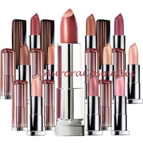 Wholesale Maybelline Lipstick 625 Iced Caramel x 12