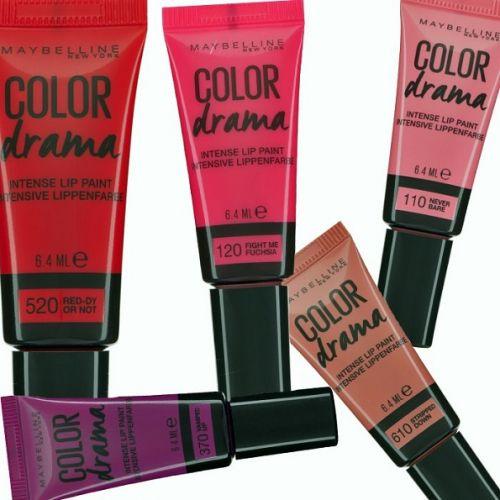 Maybelline Color Drama Intense Lip Paint Wholesale x 30