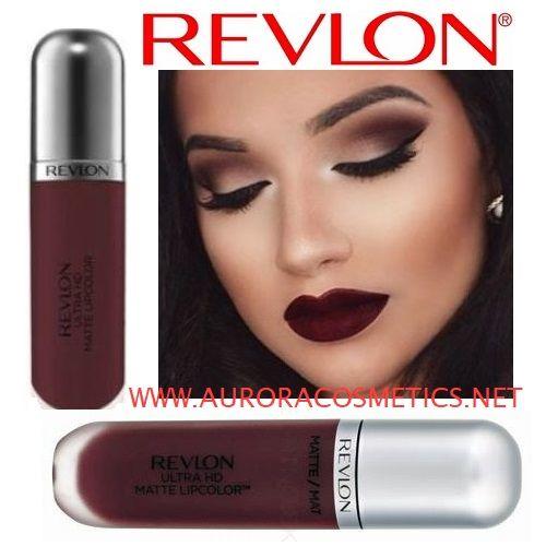 Revlon Ultra Hd Matte Lipcolor 675 Infatuation X 12