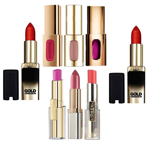 L'Oreal Assorted Lipsticks Assorted Shades x 21