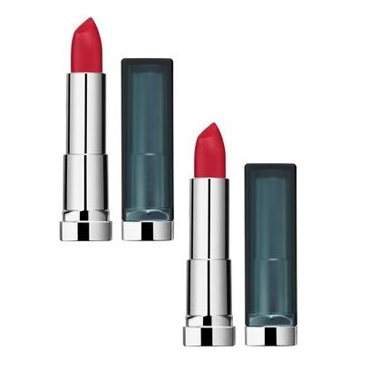 Maybelline Color Sensational Matte Lipstick Red Sunset 960 x 12