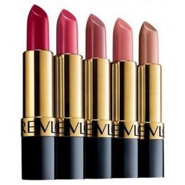 Revlon Super Lustrous Lipsticks x 24