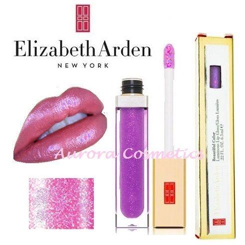Elizabeth Arden Beautiful Color Luminous Lip Glosses x 6