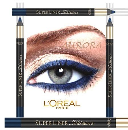 L'Oreal Super Liner Silkissime 24hr Waterproof 03 Eyeliner Moonlight x 12