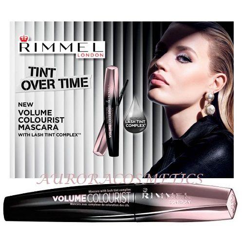 Rimmel Volume Colourist Mascara Black X 6