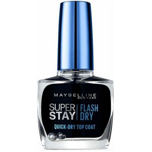 Maybelline Superstay Flash Dry Quick-Dry Top Coat X 12