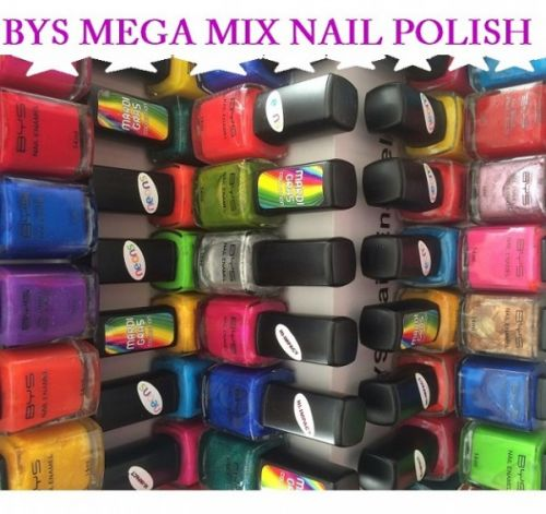 24 XBYS Mega Rainbow Mix Nail Polishes
