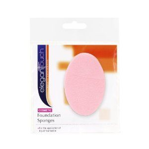Elegant Touch Professional Foundation Sponges x 6