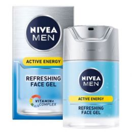Nivea Men Active Energy Refreshing Face Gel x1