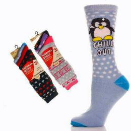 Thermal Socks pack of 3 x 6