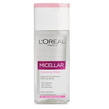 L'Oreal Micellar Cleansing Water 200ml x 3