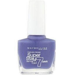 Maybelline Super Stay Gel Nail Color Violet Village x 6